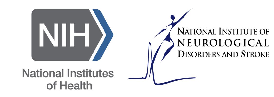 NIH NINDS logo